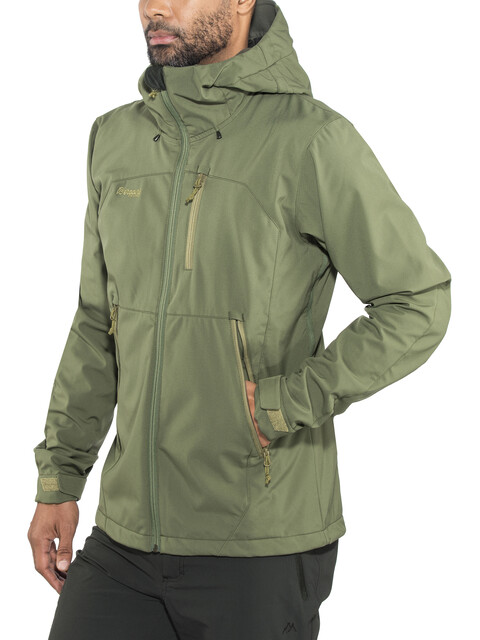 Bergans Selfjord Jacket Men Seaweed/KhakiGreen